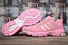 Кроссовки женские Adidas Marathon Tn розовые Адидас Марафон кроссовки для бега