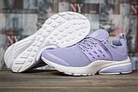 Кроссовки Nike Air Presto женские фиолетовые кроссовки найк престо в сетку, фото 1