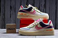 Кроссовки женские 20031, Nike Air Max 2020, бежевые, фото 1