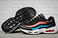 Кроссовки женские Nike Air черные стильные, удобные и нереально легкие женские кроссовки найк, фото 1