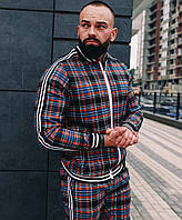 Спортивный костюм мужской ТруТренер мульти осень весна. Живое фото. Чоловічий спортивний костюм, фото 1