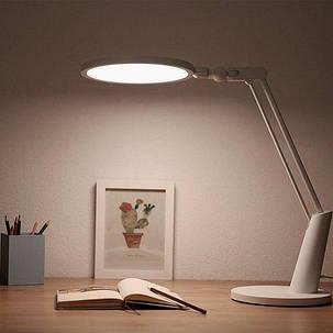 Настольная смарт лампа Xiaomi Yeelight Serene Eye-Friendly Desk Lamp Pro (YLTD04YL) (TD043Y0EU), фото 2