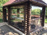 Мягкие окна - лучшее решение в виде тентов на окна или наружных защитных штор