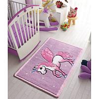 Коврик в детскую комнату Confetti Pony 100*150 лиловый