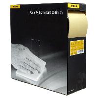 Шлифовальная бумага на поролоне в рулоне Mirka Goldflex soft P320 115 мм х 125 мм