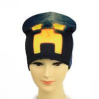 """Трикотажні шапки """"Minеcraft"""" для хлопчика"""