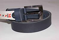 Ремень кожаный мужской Masco 08
