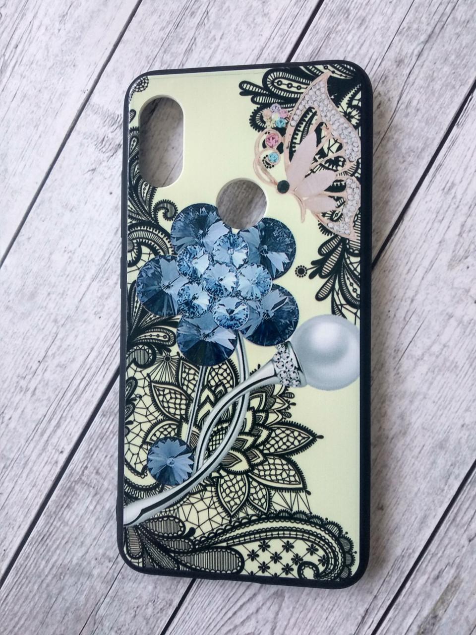 Чехол Xiaomi Redmi Note 6/6Pro Silicon Beauty (M2)