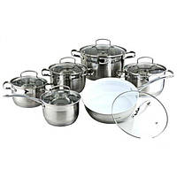 Наборы посуды, каструли, сковороды,сотейники