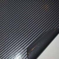 Темно-серый карбон 4d под лаком (Catpiano с микроканалами)