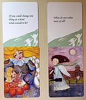 «Увлекайте!» метафорические карты для детей (английский язык)