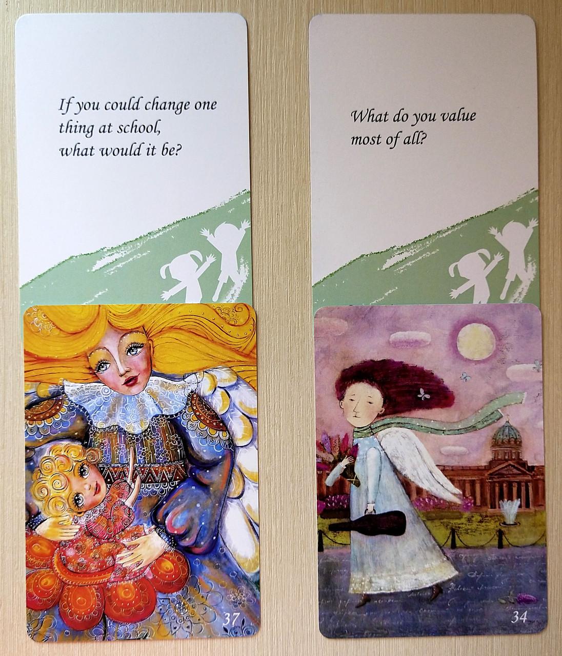 «Захоплюйте!» метафоричні карти для дітей (англійська мова)