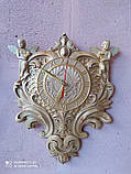 Часы резные с ангелами, фото 3