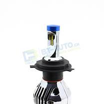 Комплект светодиодных ламп в основные фонари G9X под цоколь Н4 23W 3600 Люмен/Комплект, фото 2
