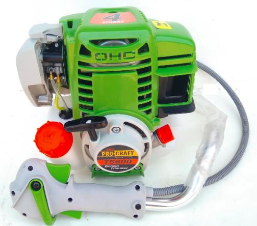 Коса бензиновая Procraft T 5600-4х ТАКТНЫЕ (3 ножа, 1 катушка)
