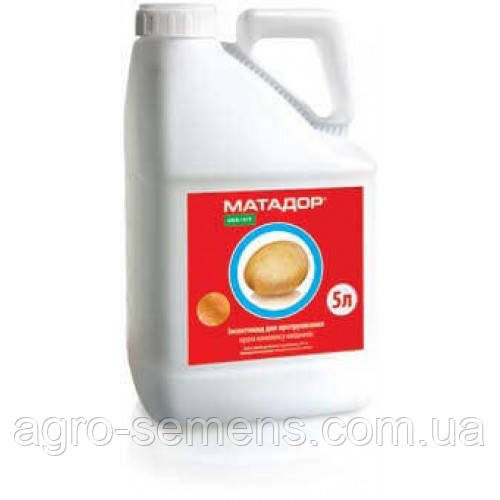 Матадор протруйник 5 л (Конфідор)