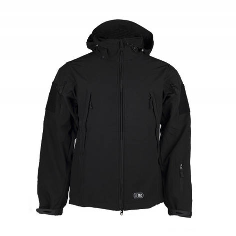 M-TAC КУРТКА SOFT-SHELL, BLACK, фото 2