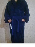 Мужской махровый турецкий халат