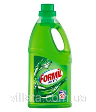 Гель для стирки Formil Aktiv для белых и сильнозагрязненных изделий
