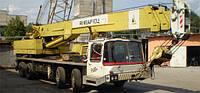 Аренда автокрана 40 тонн (Январец КС 6471), фото 1