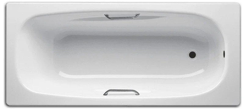 Ванна стальная BLB EUROPA 150х70 c отверстиями для ручек (без ручек)