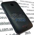 HTC Desire 200 Батарейная крышка (Black)