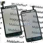 Сенсорний екран (тачскрін) для Alcatel One Touch 5030D X'Pop Black