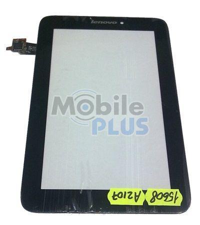 Сенсорный экран (тачскрин) для планшета Lenovo A2107, A2207 black