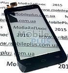 Сенсорний екран (тачскрін) для Alcatel One Touch 5038D Black