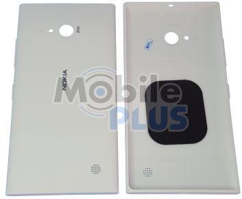 Батарейная крышка для Nokia 730, 735, RM-1038, RM-1039 White