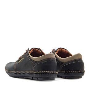 Туфли мужские Michel MS 21329 черный (40), фото 2