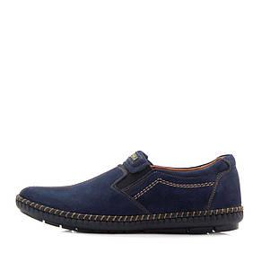 Туфли мужские Philip Smit MS 21327 синий (40), фото 2
