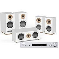 Домашний кинотеатр PIONEER VSX-S520D-W + JAMO S 803 HCS white