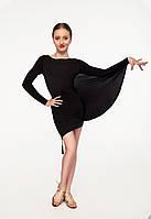 Платье для танцев контемп, модерн, бальных танцев, джаз модерн, джаз фанк. Спортивное платье