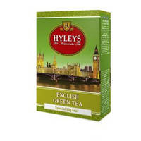 Чай зеленый Хэйлис Английский 100г.
