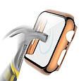 Чехол с защитным стеклом для Apple Watch 44mm BP ATC, фото 2