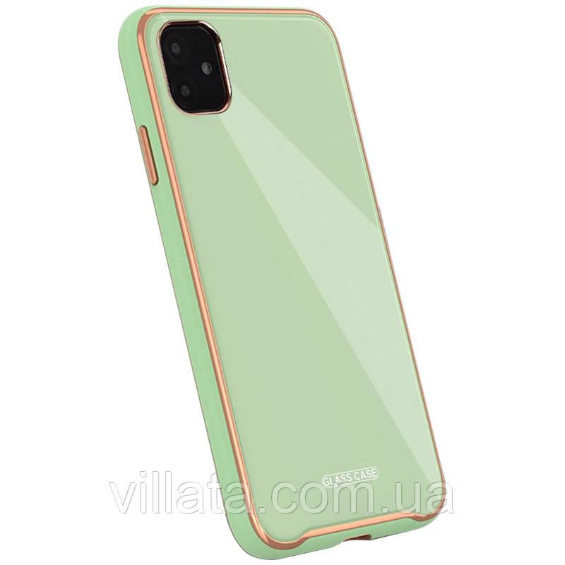 "TPU+Glass чехол Venezia для Apple iPhone 11 (6.1"")"