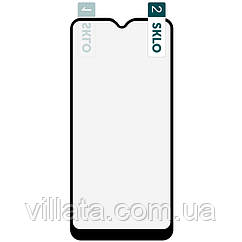 Гибкое защитное стекло SKLO Nano (тех.пак) для Oppo A11