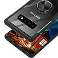 TPU+PC чохол Deen CrystalRing for Magnet (opp) для Samsung Galaxy S10, фото 2