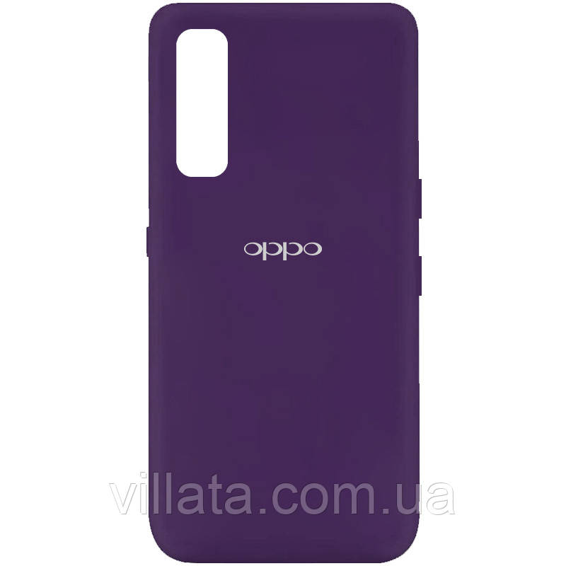 Чохол Silicone Cover My Color Full Protective (A) для Oppo Reno 3 Pro