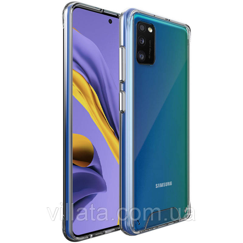 Чехол TPU Space Case transparent для Samsung Galaxy A41