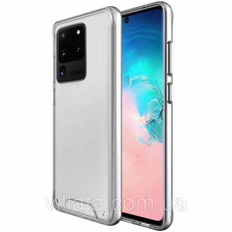 Чохол TPU Space Case transparent для Samsung Galaxy S20 Ultra