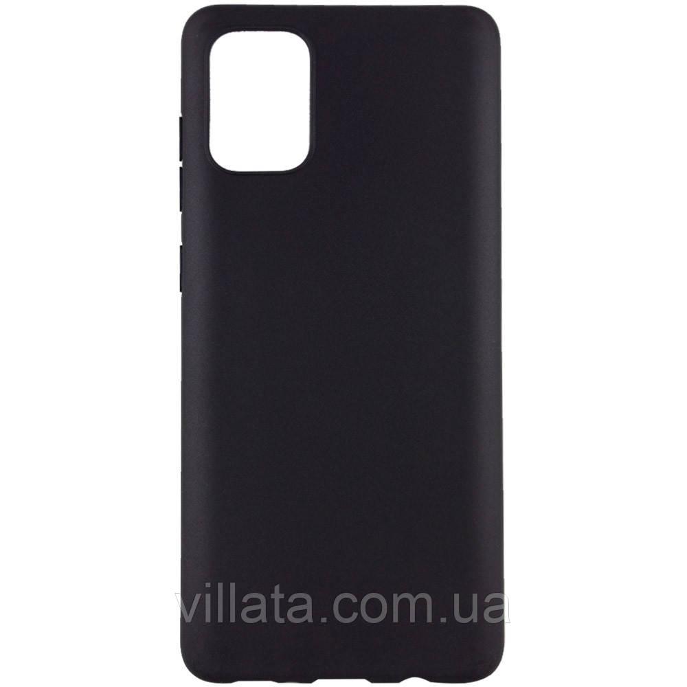 TPU Epik Black Чехол для Samsung Galaxy A71