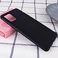 TPU Epik Black Чехол для Samsung Galaxy A71, фото 2