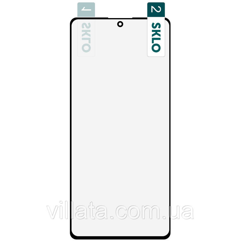 Гнучке захисне скло SKLO Nano (тех. пак) для Samsung Galaxy Lite S10