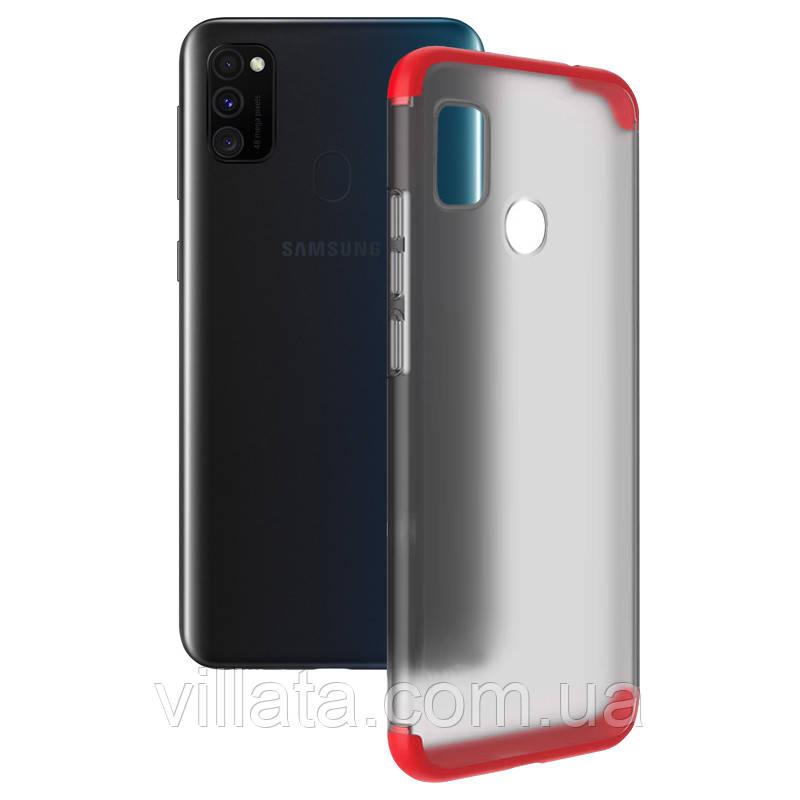Матова PC накладка GKK LikGus 360 градусів для Samsung Galaxy M30s / M21
