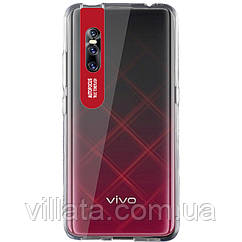 TPU чехол Epic clear flash для Vivo V15 Pro