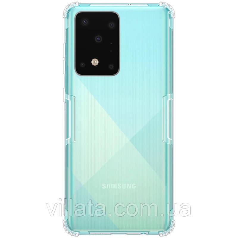 TPU чехол Nillkin Nature Series для Samsung Galaxy S20 Ultra