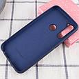 Чехол Silicone Cover Full Protective (AA) для Xiaomi Redmi Note 8, фото 3