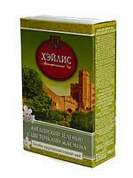 Чай зелёный Hyleys Английский с Цветочками Жасмина 100г.